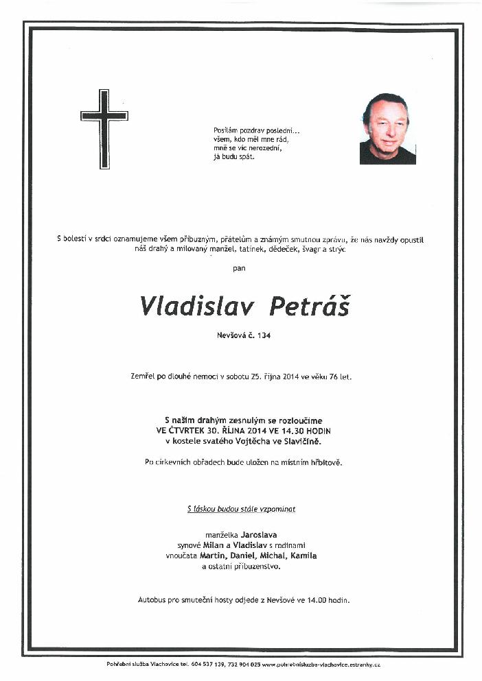 Vladislav Petráš
