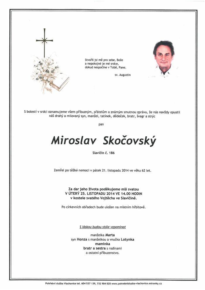 Miroslav Skočovský