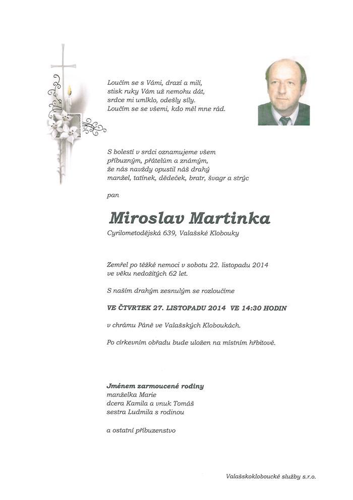 Miroslav Martinka