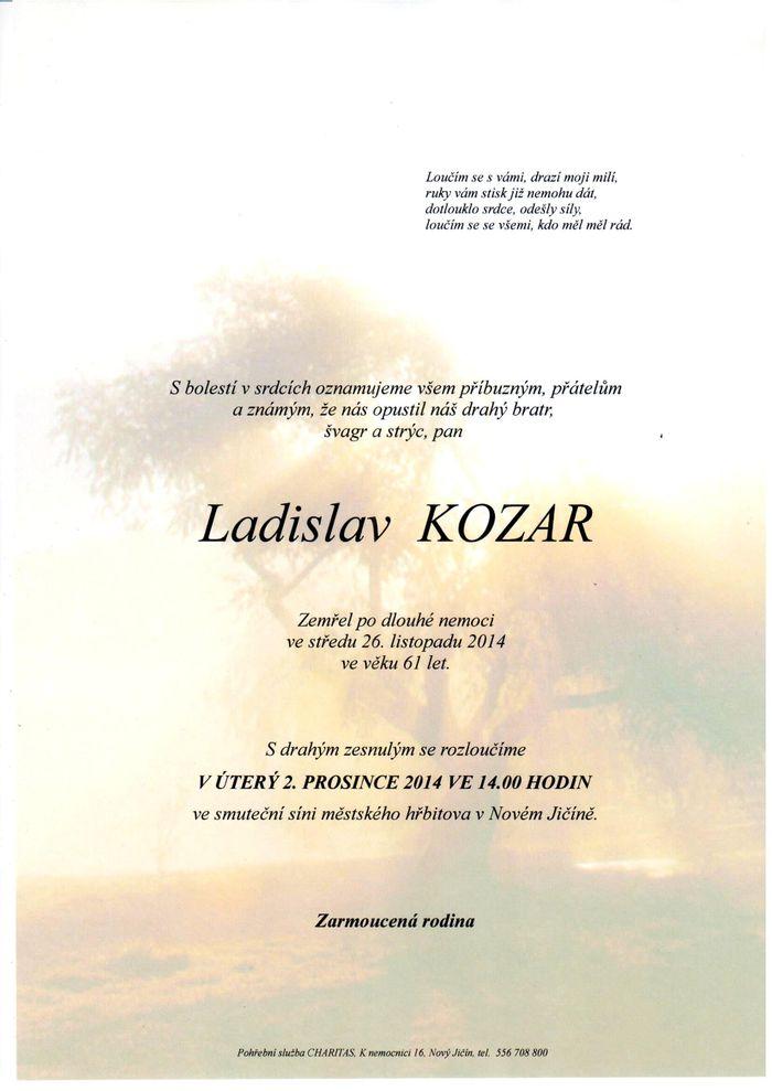 Ladislav Kozar