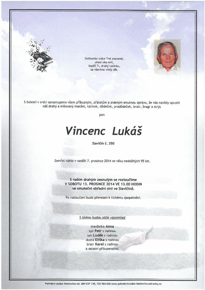 Vincenc Lukáš