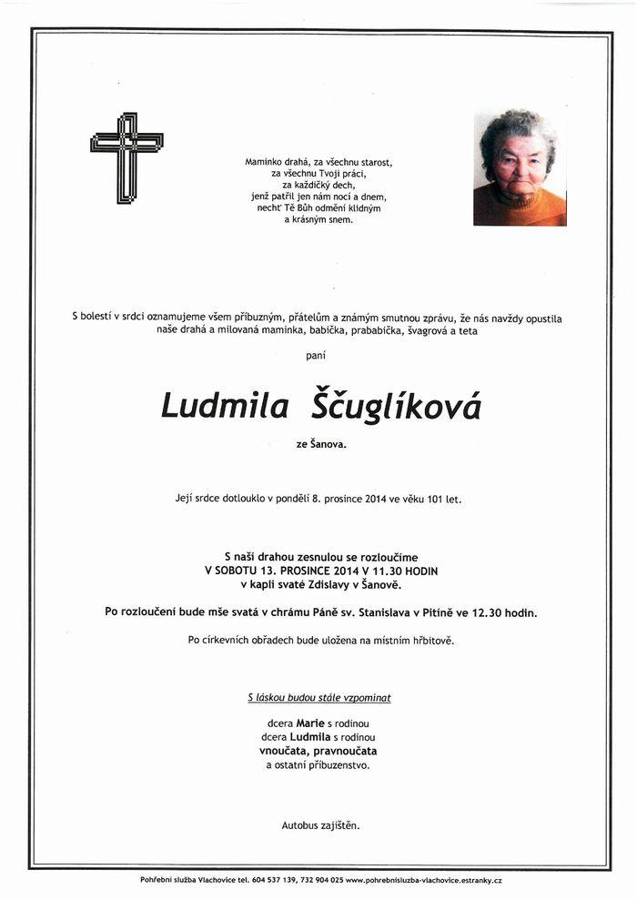 Ludmila Ščuglíková