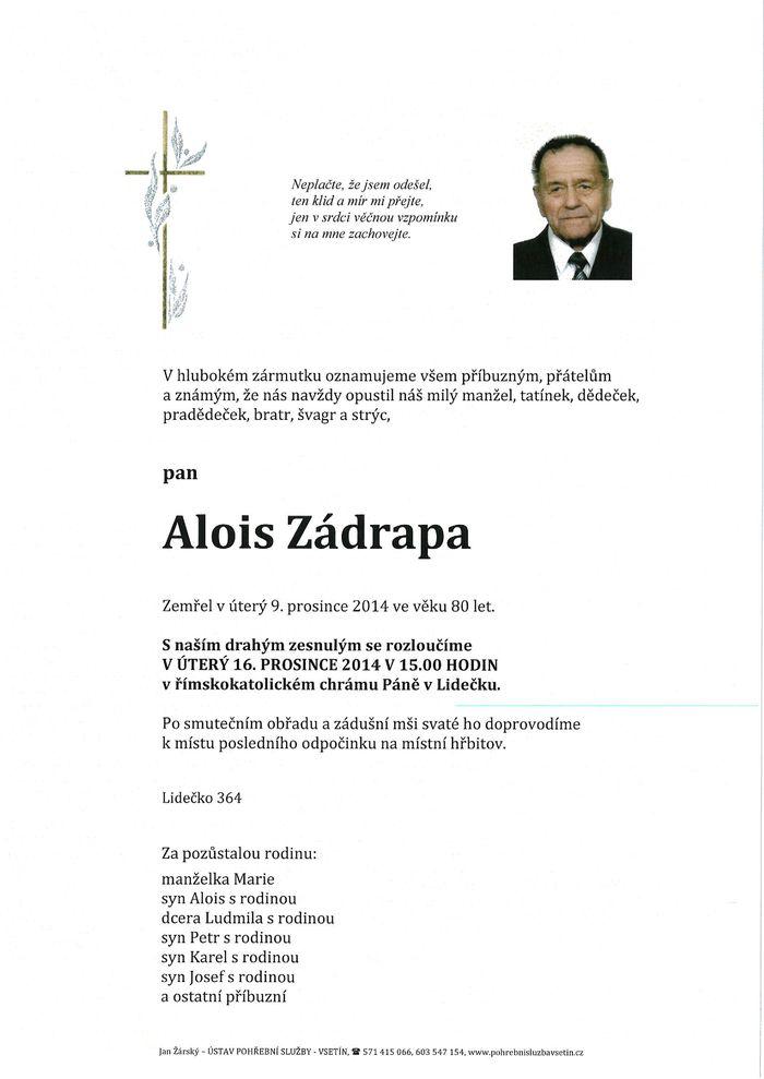 Alois Zádrapa