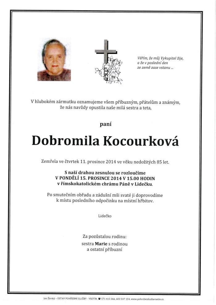 Dobromila Kocourková