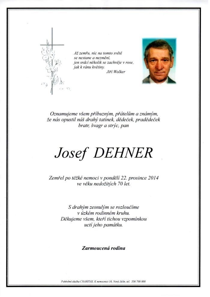 Josef Dehner