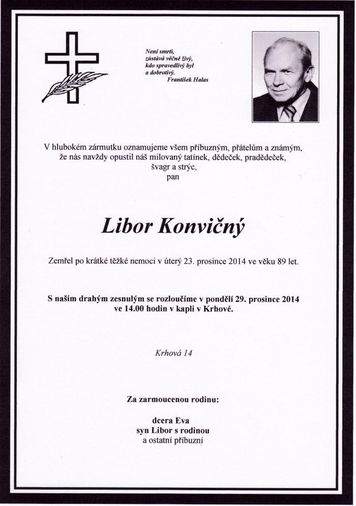 Libor Konvičný