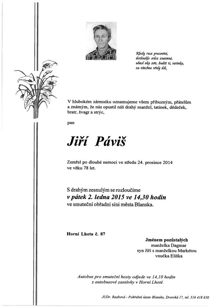 Jiří Páviš