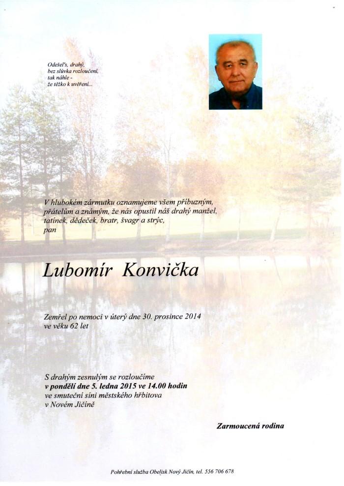 Lubomír Konvička