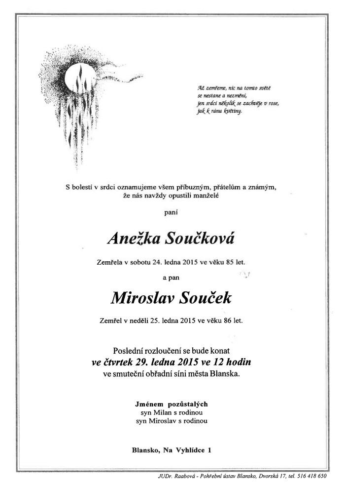 Anežka Součková