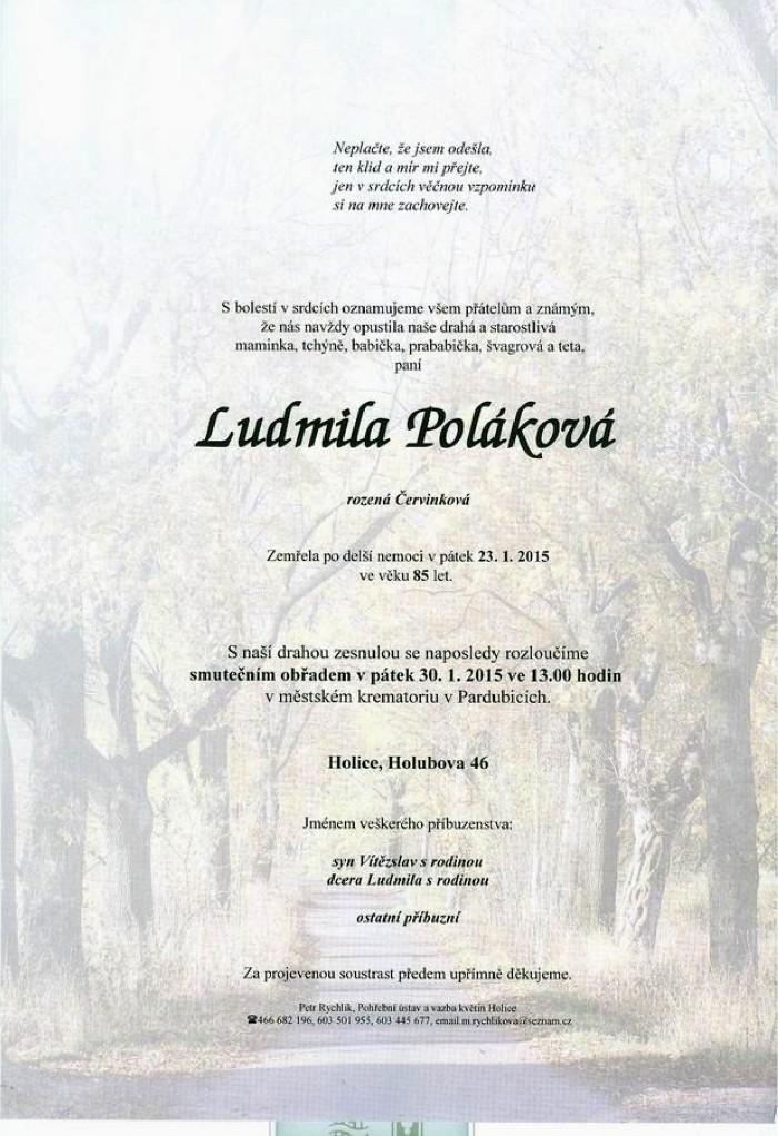 Ludmila Poláková