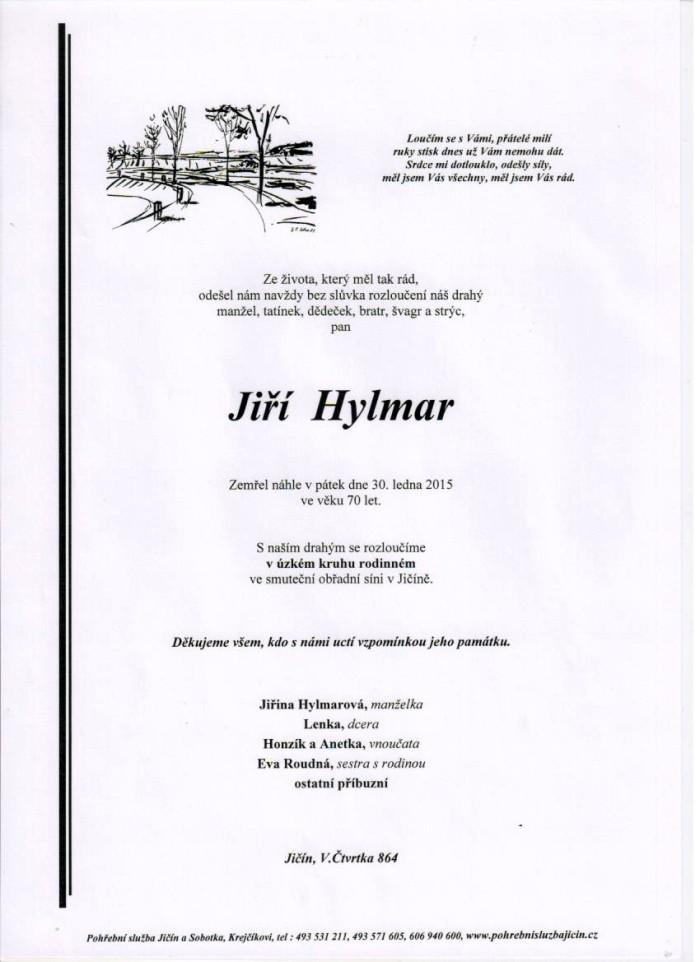 Jiří Hylmar