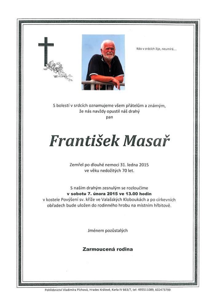 František Masař