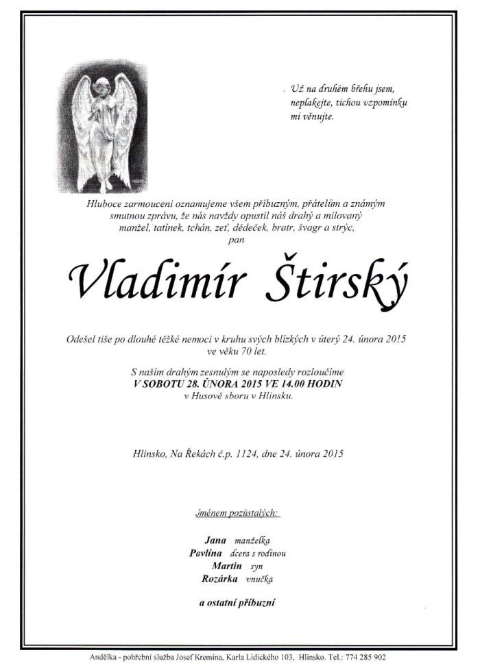 Vladimír Štirský