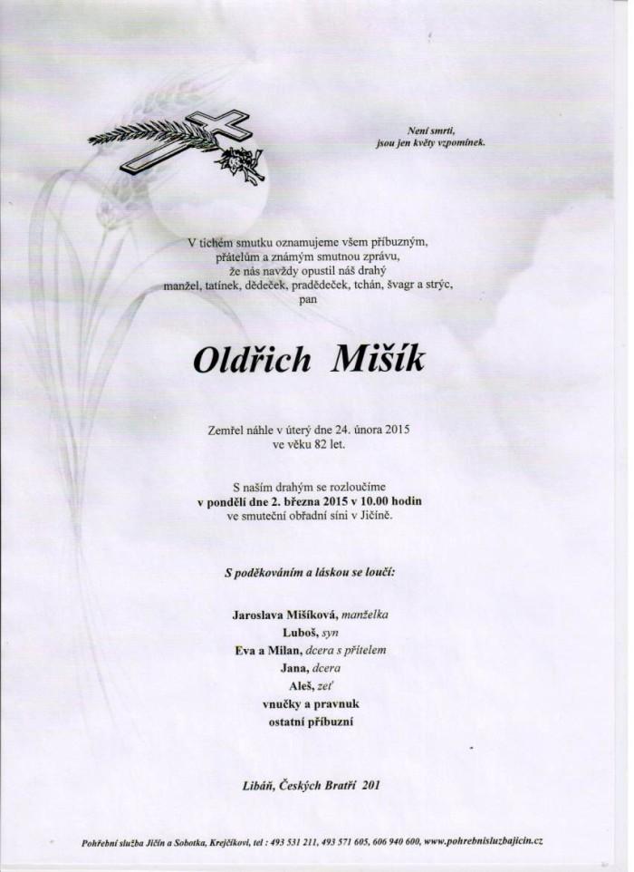 Oldřich Mišík