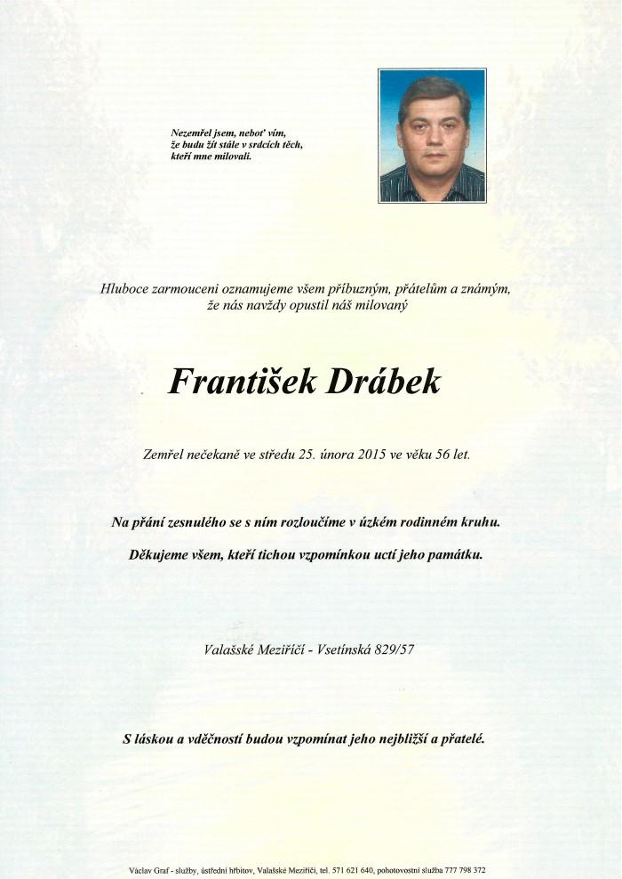 František Drábek