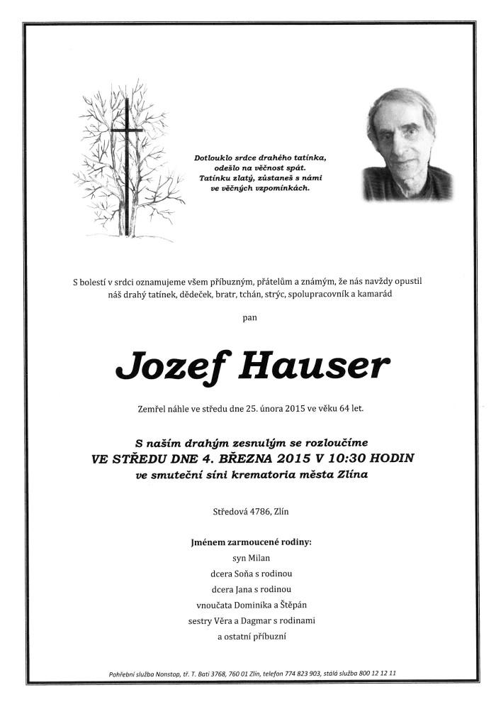 Jozef Hauser