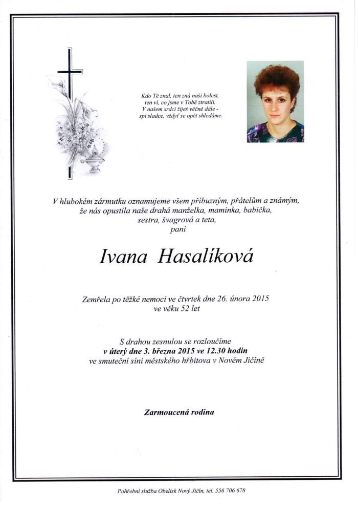 Ivana Hasalíková