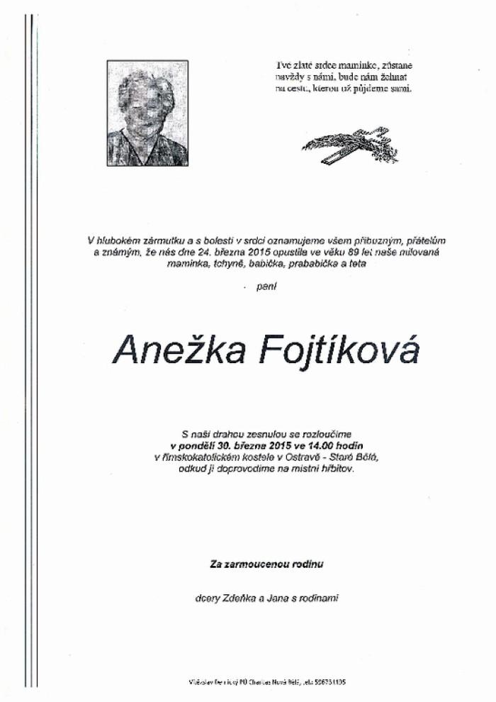 Anežka Fojtíková