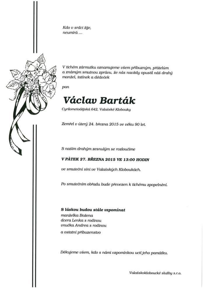 Václav Barták