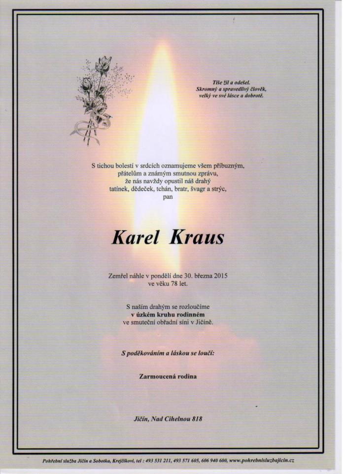 Karel Kraus