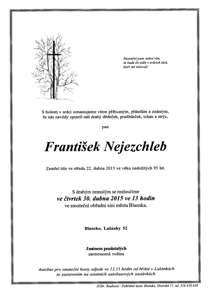 František Nejezchleb
