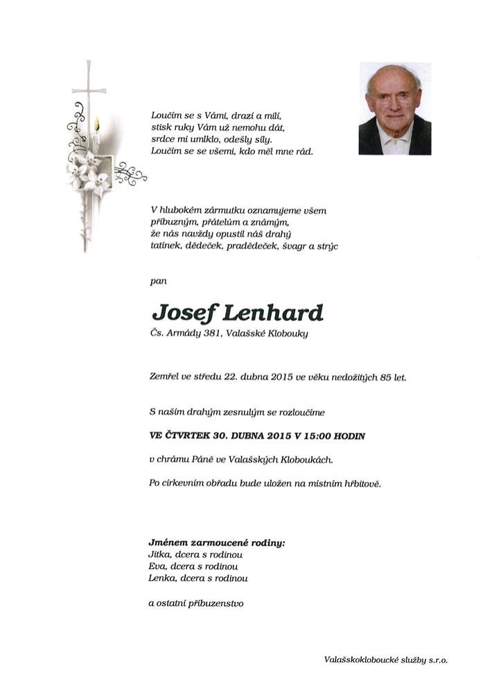 Josef Lenhard
