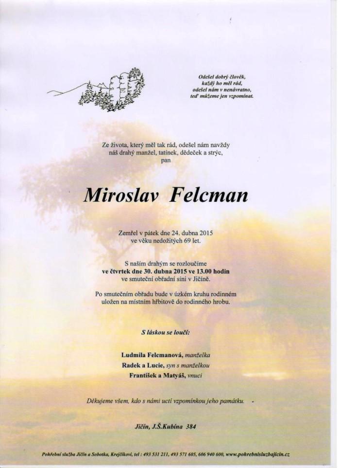 Miroslav Felcman