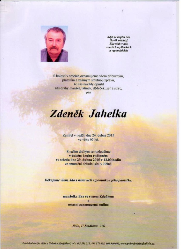Zdeněk Jahelka