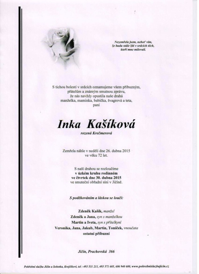 Inka Kašíková