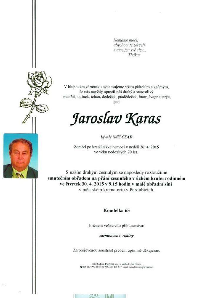 Jaroslav Karas