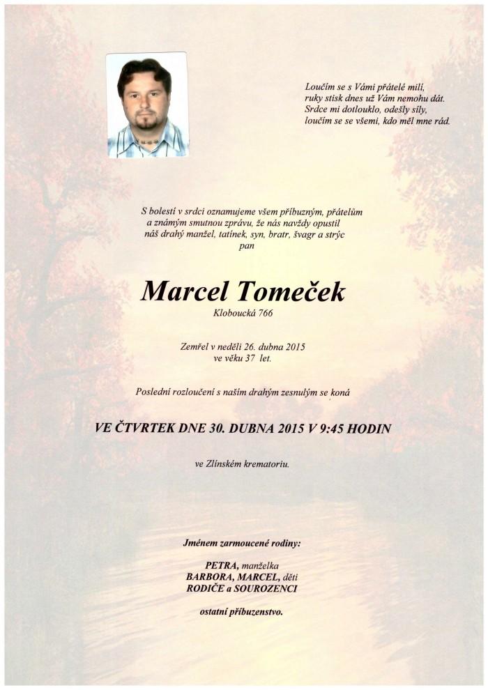Marcel Tomeček