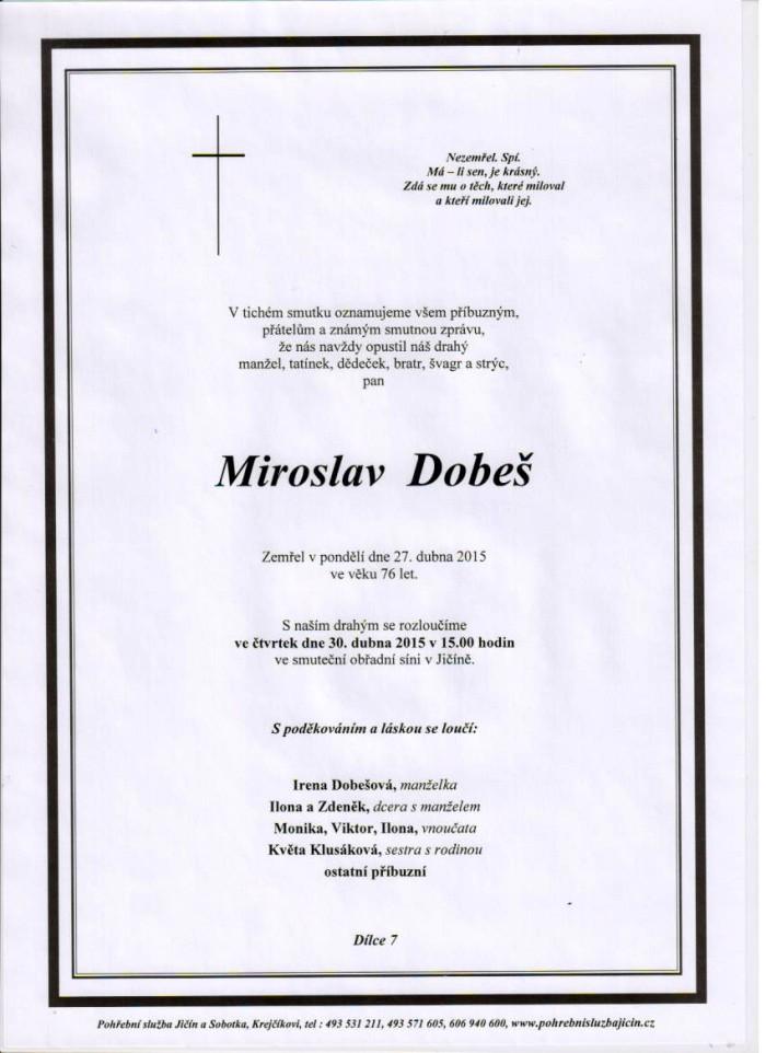 Miroslav Dobeš