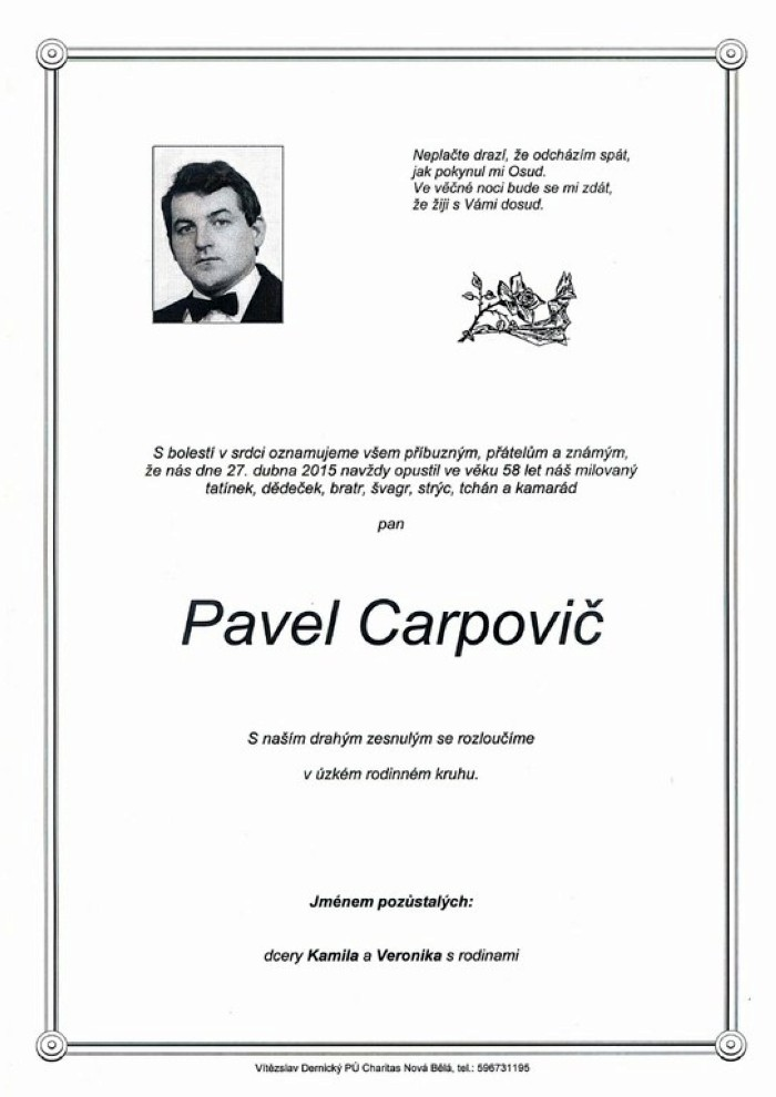 Pavel Carpovič