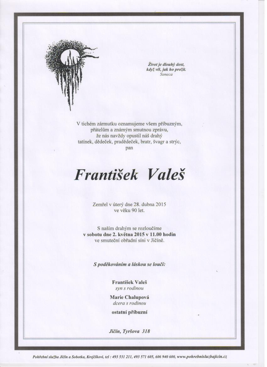 František Valeš