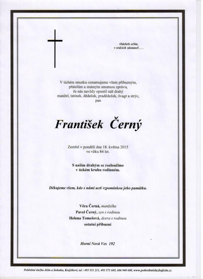 František Černý