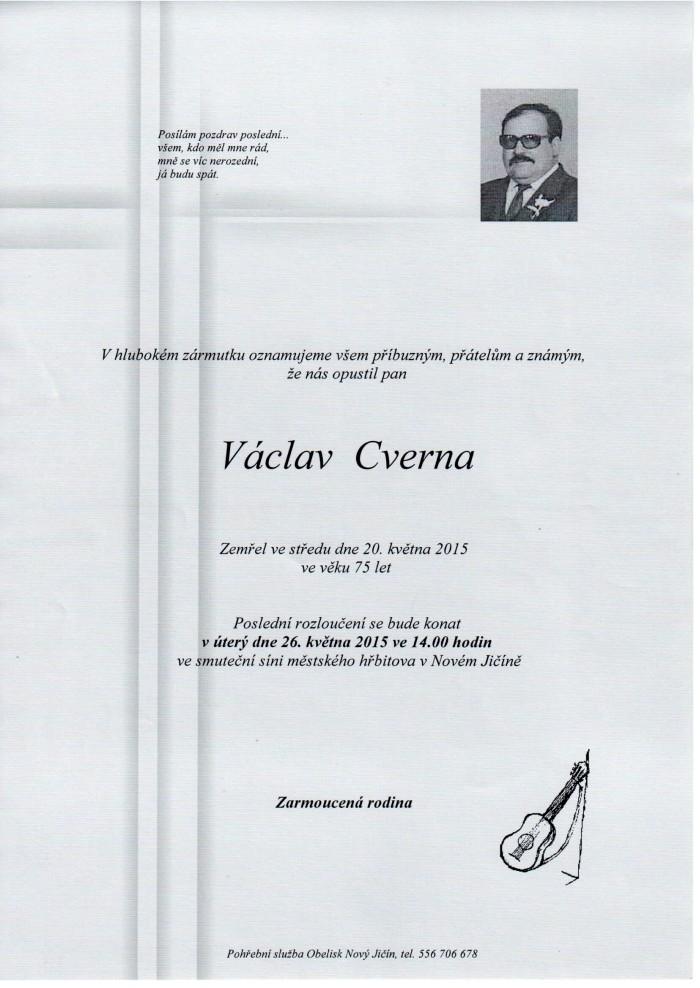 Václav Cverna