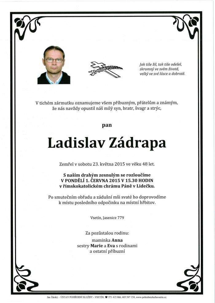 Ladislav Zádrapa