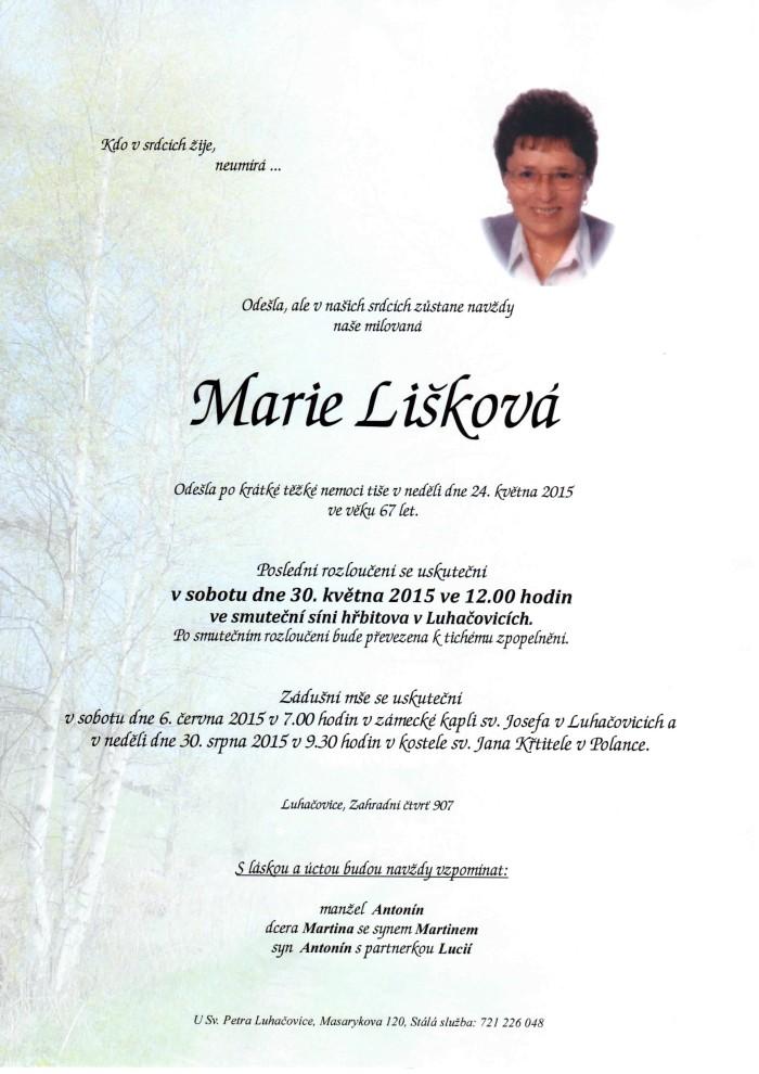 Marie Lišková
