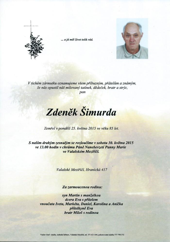 Zdeněk Šimurda