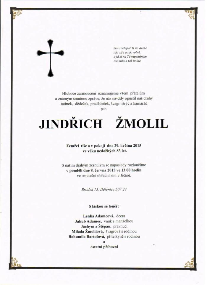 Jinďřich Žmolil
