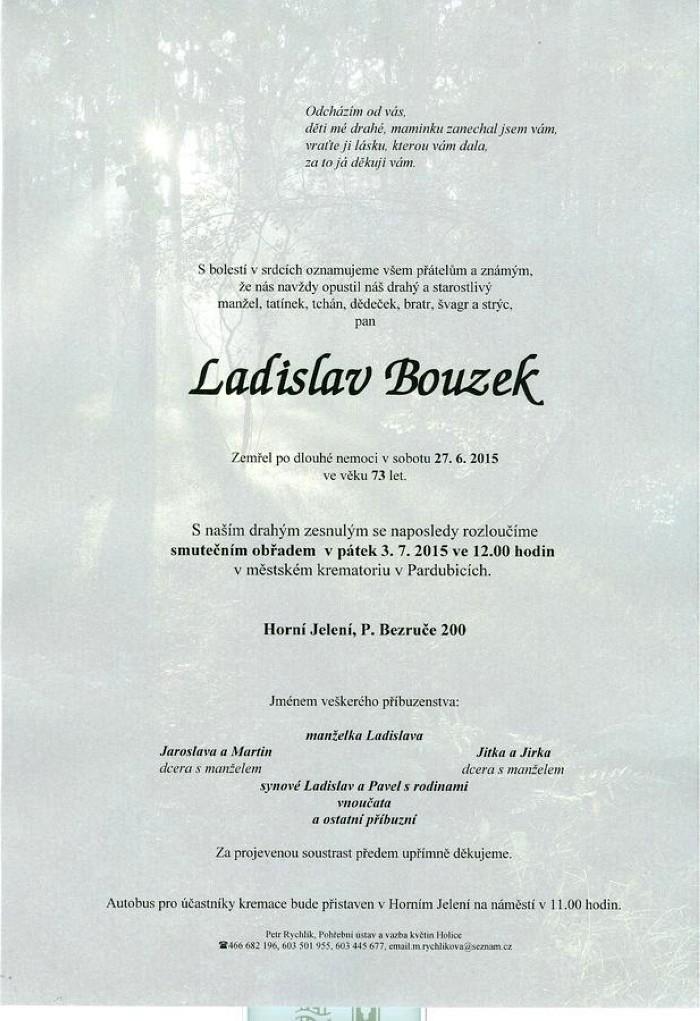 Ladislav Bouzek