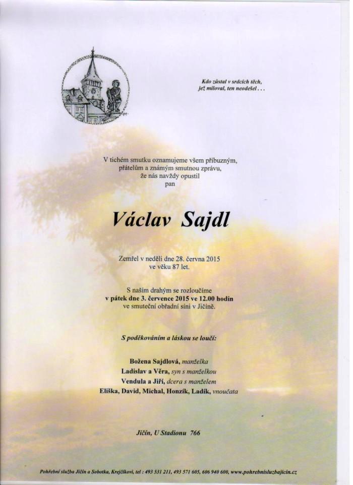 Václav Sajdl