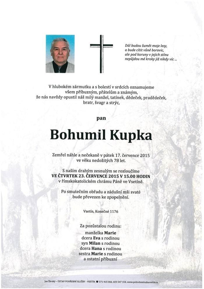 Bohumil Kupka