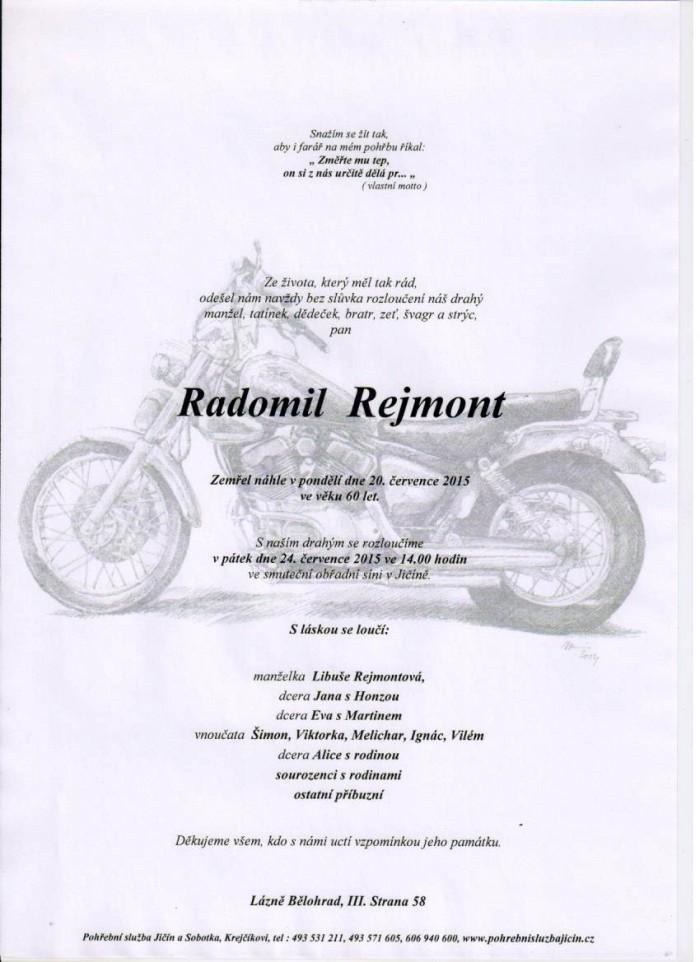 Radomil Rejmont