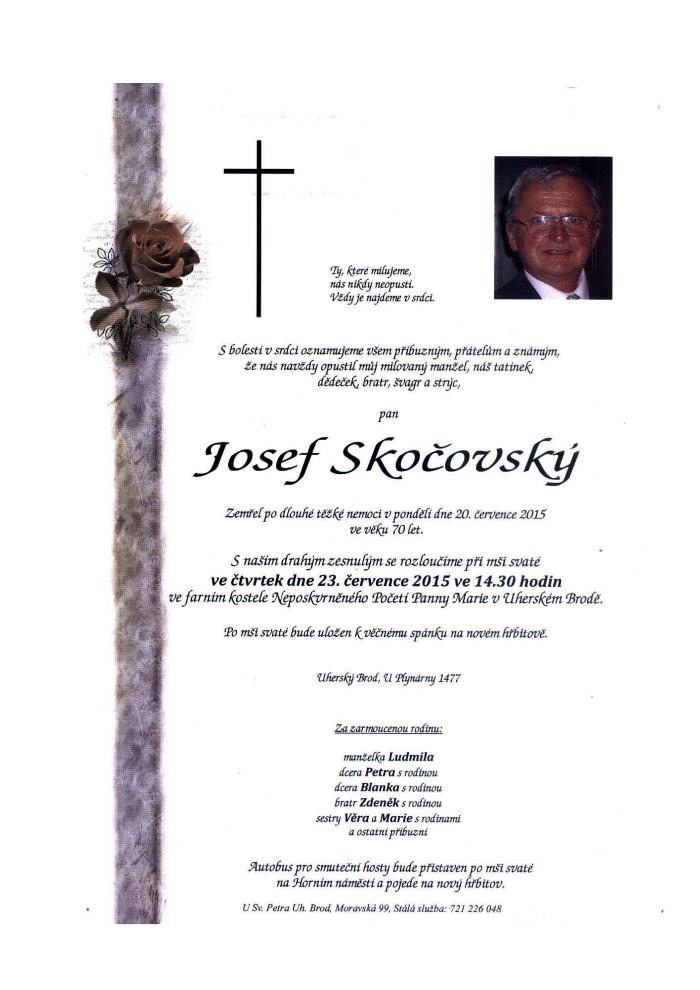 Josef Skočovský