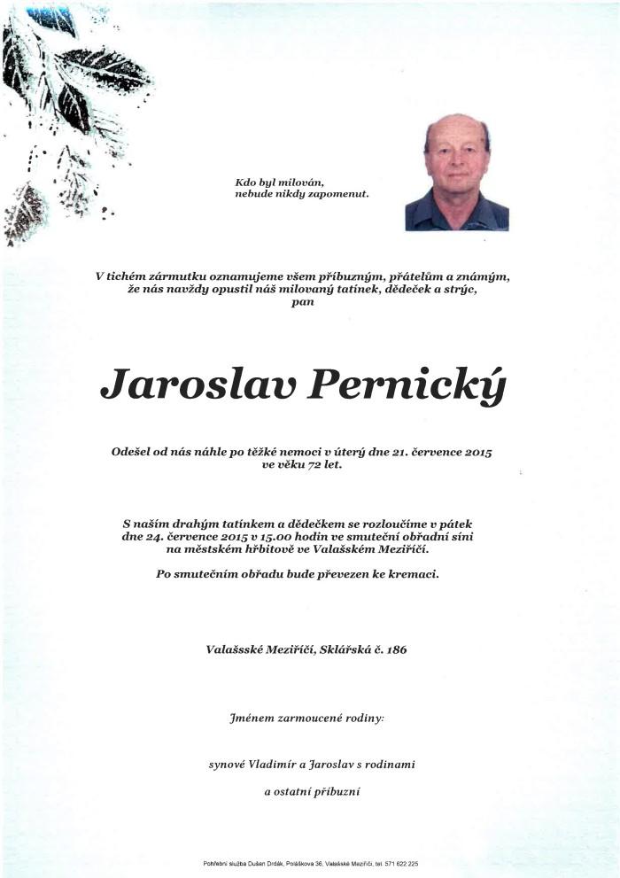 Jaroslav Pernický