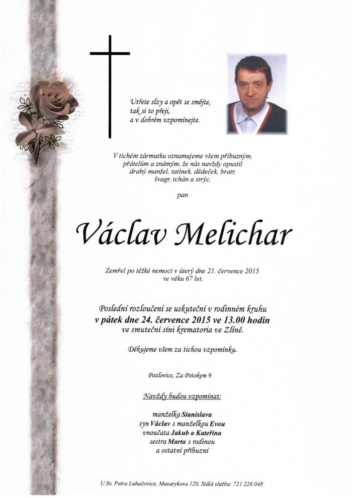 Václav Melichar