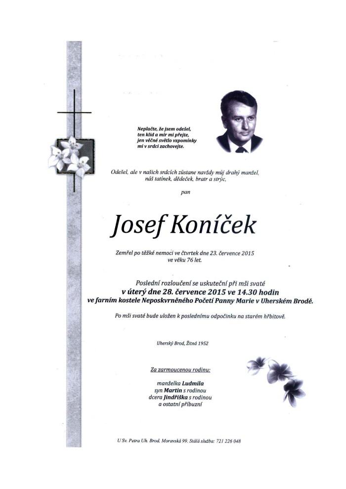 Josef Koníček