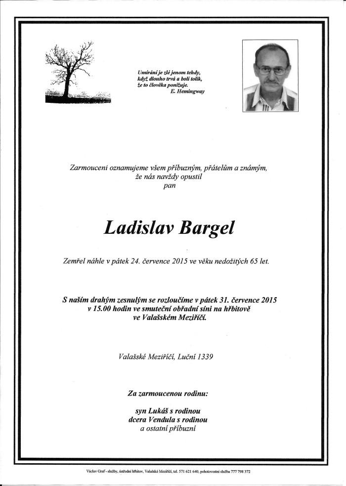 Ladislav Bargel