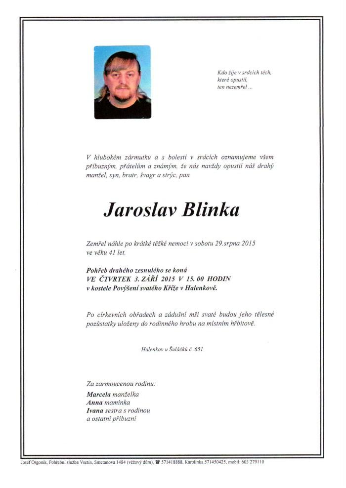 Jaroslav Blinka